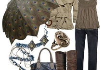 Cool outfits / by Julie Steigerwalt