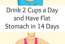 Recipe for flat stomach