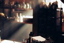 drama // chicago typewriter
