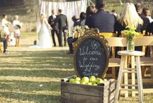 WEDDINGS / by valerie Brockway