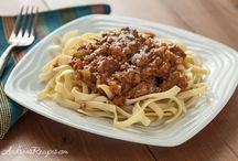 Italian Food, Mangia!