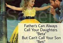 dad's princess ❤