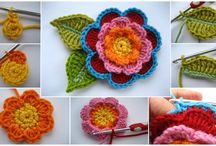 flores a crochet orgU