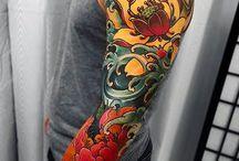 Tatuagens japonesas
