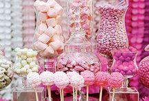 Şekerleme büfesi