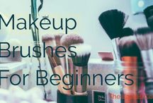 Makeup Brushes For Beginners