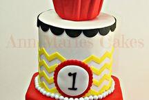 cakes / by gordy
