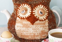 Inspirational Patterns / Knitting and crochet patterns too amazing to ignore. / by Liberty's Yarn