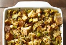Savory Side Dish Recipes  / Delicious and easy-to-prepare side dish recipes