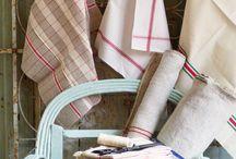 Material World / vintage fabrics we like