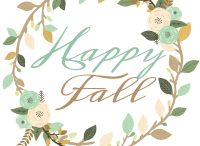 <----♥ FALL in Love ♥----> / Fall decor. Fall quotes. Fall recipes. All things Fall.