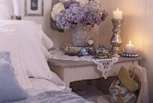 Bedrooms / by Kathleen Brewer