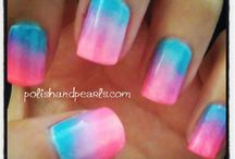 nails / by Brooke Cleland-Stork