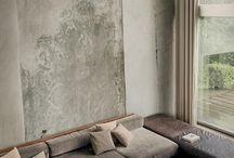 Sofa Taupe velvet