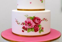 Painted Cakes