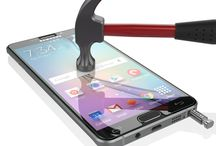 GALAXY NOTE 5 PUNKCASE GLASS SHIELD TEMPERED GLASS SCREEN PROTECTOR 0.33MM THICK 9H GLASS SCREEN ! / Punkcase Glass SHIELD is build with the highest quality tempered glass to obtain the best HD clear visibility. Punkcase Glass SHIELD covers the whole screen unlike other screen protectors from competitors. It also has 2.5D rounded edges, 0.33mm thick and has 9H hardness for superior protection. Punkcase designed the Glass SHIELD with an oleophobic coating which provides a smooth touchscreen experience without fingerprint residue being left behind.