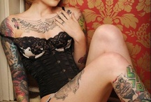 Tattoos, boudoir, and all things fabulous