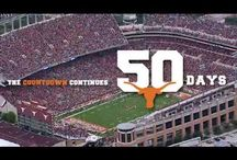 Videos: 2013 Countdown to Kickoff / Join Texas Football in celebrating the 50th anniversary of the 1963 championship season – their first national title – by counting down to the Longhorns' first game of the 2013 season on Saturday, Aug. 31 vs. New Mexico State. #UT63Champs / by Texas Longhorns