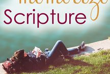 Studying God's Word / Scriptures   Understanding Truths   Christian Principles   Building Faith in God
