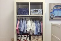 Mueble closet bebe ❤️