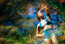 Manly, Australia SS16 / Neoprene Bikinis & Wetsuits   Photos: Kat Gatti