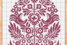 Вишитий рушник / Вишитий рушник український, пасхальний, пасха, спас, весільний, традиційний,схема