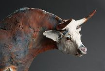 ceramic animals