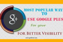 Google Plus Marketing / FREE online social media news magazine on Google Plus Marketing.Techniques, fresh and useful resources and inspirational news, advertising, Google Plus content marketing...