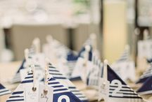 Wedding Style: Navy / Here are some ideas to make your wedding special..