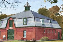 The LH Carriage Barn Restoration