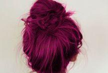 Hair - Cut & Color / Hair Cut and Hair Color Inspiration