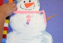 Winter Crafts / by Jennifer McKinney