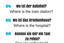 Wichtige Fragen auf Deutsch