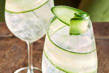 cocktails garnish