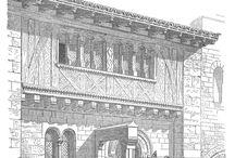 Dictionnaire de l'architecture / Dictionnaire raisonné de l'architecture française du XIe au XVIe siècle