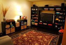 Aubrey's toy room   / Diy & home