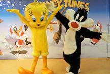 Looney Tunes @ AVENUE / Χριστούγεννα στο ΑVENUE μαζί με τα Looney Tunes.