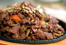 Korea / Korealaista ruokaa