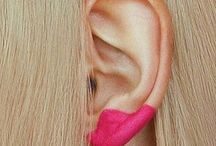 The Ear's Have It! Mood Board