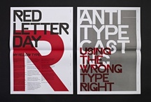 Font! / I like type. / by Jennifer Thermes