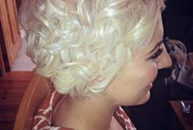 Hair! / Short hairstyles for women
