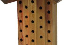 Méh lakások, kaptár és kapcsolatos dolgok