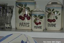Voorraad potten