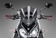 BMW S1000R / Puig Hi-Tech Parts