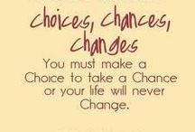 Quotes Worth Sharing / by Echo Garrett