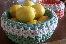 Crochet para el hogar Juu!