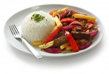 Real Food (Peruvian) / You don't know what real food is until you try Peruvian food.  / by Paolo Chacon