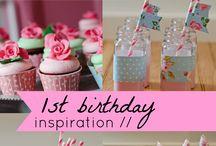 Birthday! / by Jennie Frisby