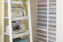 CRAFT Room/Organization / by Colleen Tanck