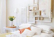 New Bedroom Ideas / by Rita Cirullo